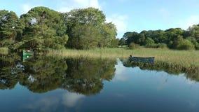 Озеро Muckross сток-видео