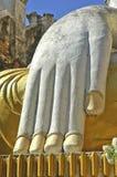 озеро myanmar s inle руки Будды Стоковые Изображения RF