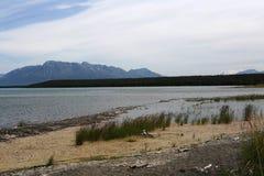 Озеро Naknek, Аляска Стоковые Фотографии RF
