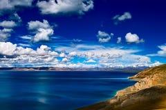 Озеро Nam Стоковое Фото
