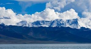 Озеро Namtso, Тибет Стоковая Фотография RF