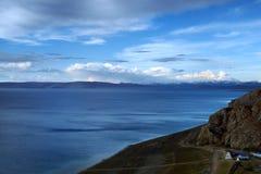 Озеро Namtso Стоковые Фото