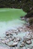 Озеро Ngakoro Стоковое Изображение RF