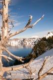 Озеро Norhtwest и горы Surronding Стоковое Изображение