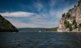 Озеро Nugush Стоковое Фото