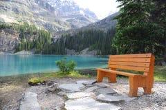 озеро o hara стоковые фото