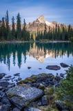 Озеро o'Hara Стоковое Фото