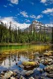 озеро o hara Стоковые Изображения