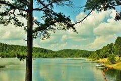 Озеро Ouachita Стоковое Фото