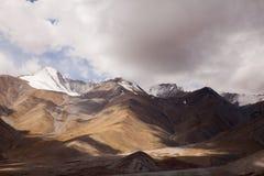 Озеро Pangong в Ladakh Стоковое Изображение RF