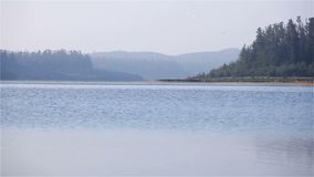 Озеро Penuelas, Чили видеоматериал
