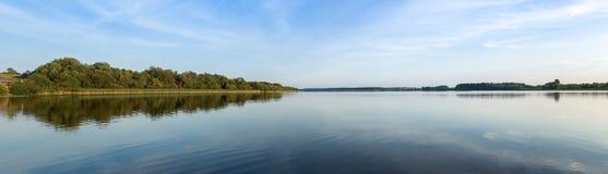Озеро Perhovo Стоковое Изображение RF