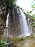 Озеро Plitvice Стоковые Фото