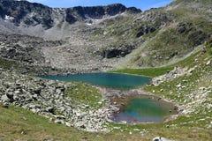 Озеро ` Puerto de Ratera ` Стоковые Изображения