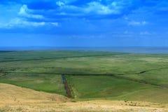 Озеро Razim-Sinoe Стоковые Изображения