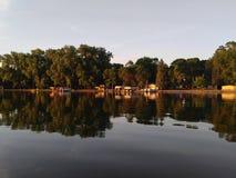 Озеро Roberts стоковые изображения rf