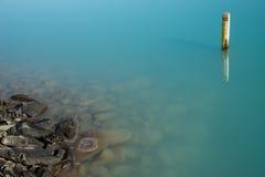 Озеро Ruataniwha Стоковые Изображения