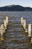 Озеро ` s Puccini Стоковые Изображения RF