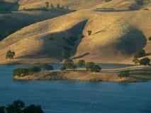 озеро san antonio Стоковые Изображения RF