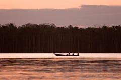 озеро sandoval Стоковое Изображение