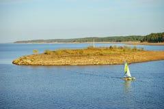 Озеро Sardis Стоковые Фото
