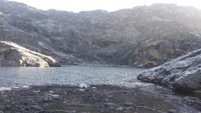 Озеро Sertsho Стоковое Изображение