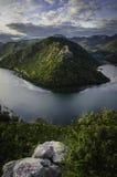 Озеро Skadar Стоковое Изображение
