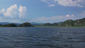 озеро skadar акции видеоматериалы