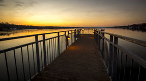 Озеро Skaneateles Стоковые Фотографии RF