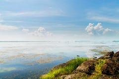 Озеро Songkhla Стоковое Изображение RF