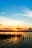 Озеро Songkhla Стоковое Изображение
