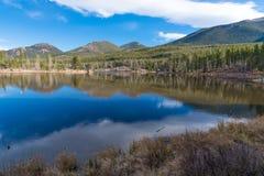Озеро Sprague Стоковое Фото