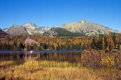 Озеро Strba Стоковая Фотография