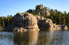 озеро sylvan Стоковая Фотография