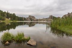 озеро sylvan Стоковое Изображение RF