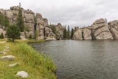 озеро sylvan Стоковая Фотография RF