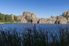 озеро sylvan Стоковое Фото