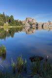 озеро sylvan Стоковое фото RF