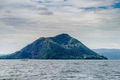 озеро taal Стоковые Фото
