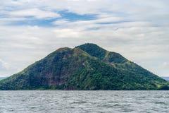 озеро taal Стоковое Фото
