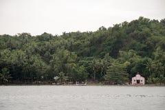 озеро taal Стоковые Изображения RF