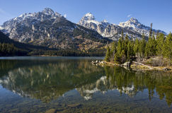 Озеро Taggart Стоковое фото RF