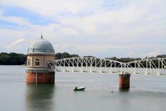 Озеро Tama стоковое изображение