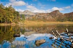 озеро tarn заречья blea Стоковое Изображение RF