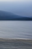 Озеро Te Anau 3 стоковое фото rf