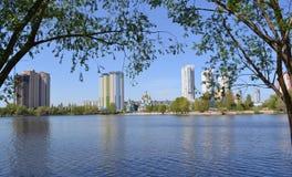 Озеро Telbin Стоковое Изображение