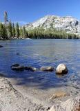 Озеро Tenaya Стоковое Изображение RF