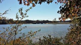 Озеро Thom-A-Lex Стоковое фото RF