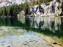 Озеро TJ Стоковое Изображение