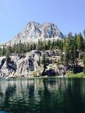 Озеро TJ Стоковое Изображение RF